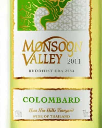 Monsoon Valley Colombard