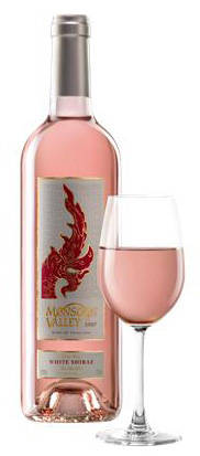 Monsoon Valley - White Shiraz Rose