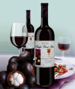 Mangosteen Fruit Wine - Red
